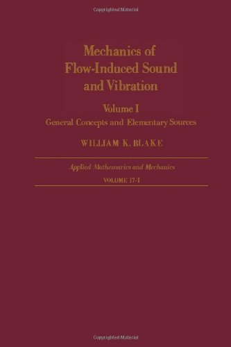 9780121035013: Mechanics of Flow-Induced Sound and Vibration, Volume 1: General Concepts and Elementary Sources