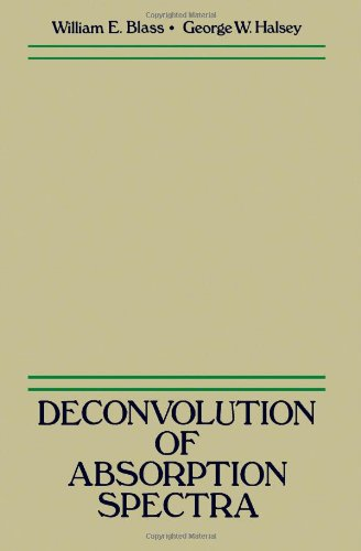 9780121046507: Deconvolution of Absorption Spectra: Deconvolution of Infrared and Other Types of Spectra