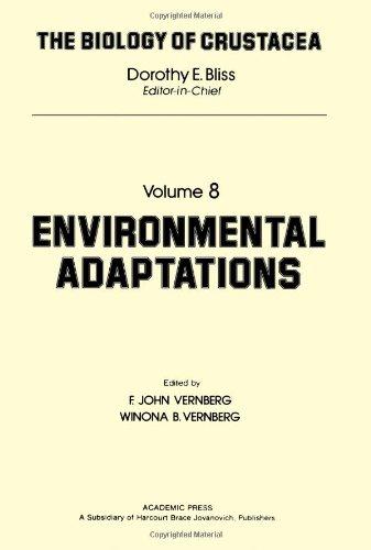9780121064082: The Biology of the Crustacea: Environmental Adaptations v. 8