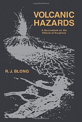 9780121071806: Volcanic Hazards