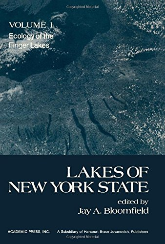 9780121073015: Lakes of New York State: Volume I: Ecology of the Finger Lakes