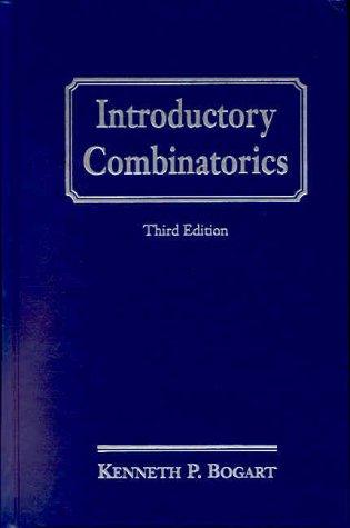 Introductory Combinatorics: Kenneth P. Bogart
