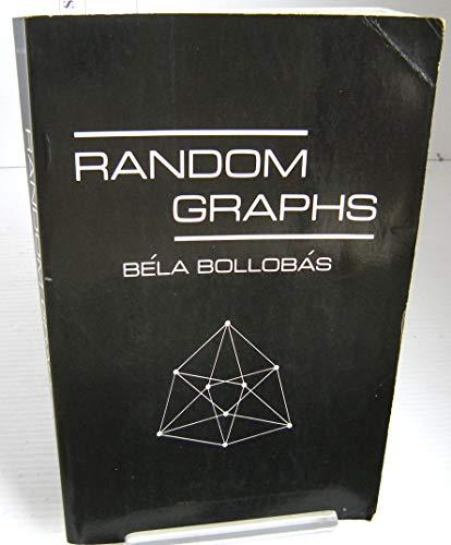 9780121117566: Random Graphs