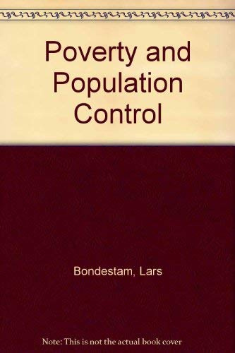 9780121142506: Poverty and Population Control