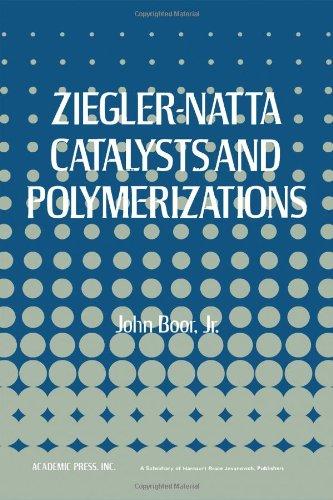 9780121155506: Ziegler-Natta Catalysts and Polymerizations