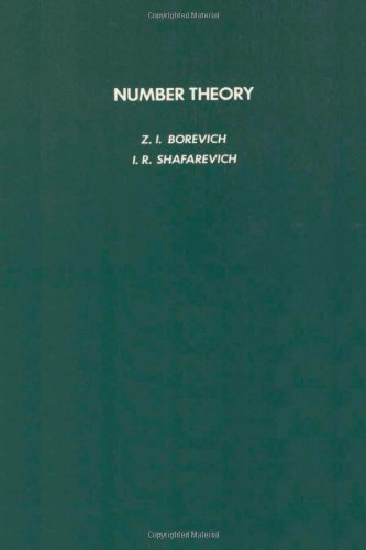 9780121178512: Number Theory (Pure & Applied Mathematics)