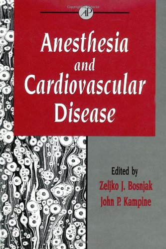 9780121188603: Advances in Pharmacology: Anaesthesia and Cardiovascular Disease v. 31