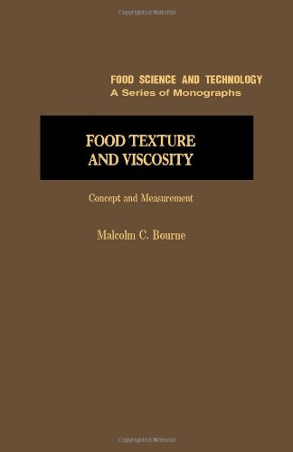 9780121190606: Food Texture and Viscosity: Concept and Measurement (Food Science and Technology)