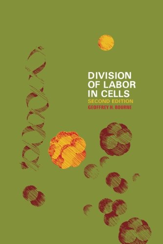 9780121192594: Division of Labor in Cells