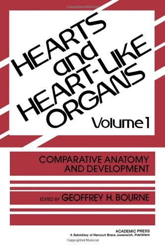 9780121194017: Hearts and Heart-like Organs: Comparative Anatomy and Development v. 1