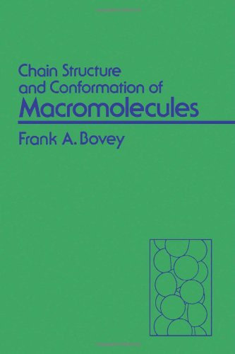 9780121197803: Chain Structure and Conformation of MacRomolecules