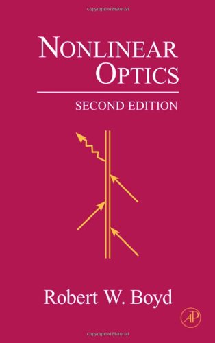Nonlinear Optics, Second Edition