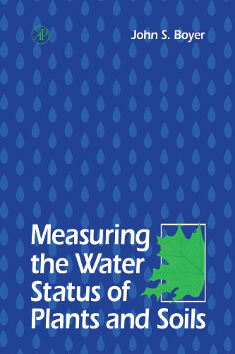 9780121222604: Measuring the Water Status of Plants and Soils