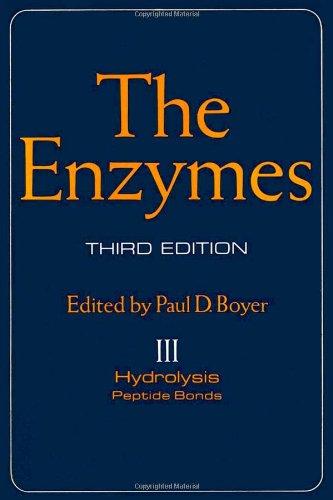 9780121227036: Enzymes: Peptide Bond Hydrolysis