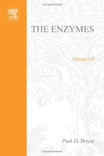 9780121227074: The Enzymes. Volume VII: Elimination and Addition. Aldol Cleavage and Condensation other C-C Cleavage. Phosphorolysis. Hdrolysis (Fats, Glycosides). Third Edition (v. 7)