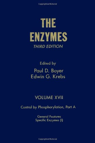 9780121227173: The Enzymes, Vol. 17: Control by Phosphorylation, Part A - General Features, Specific Enzymes (I)