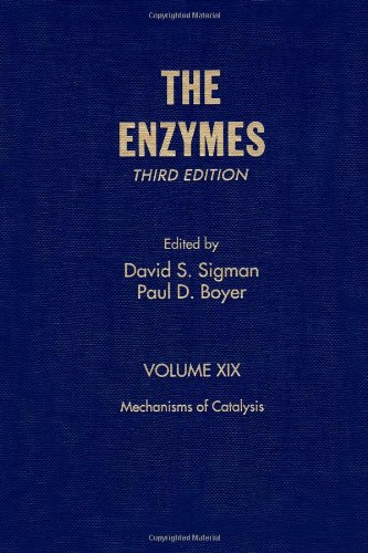 9780121227197: The Enzymes, Vol. 19: Mechanisms of Catalysis, 3rd Edition
