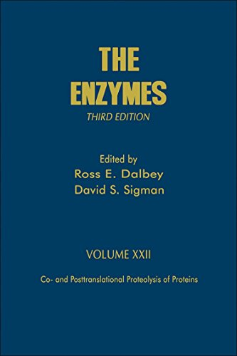 9780121227234: Co- and Posttranslational Proteolysis of Proteins, Volume 22, Third Edition (Enzymes)