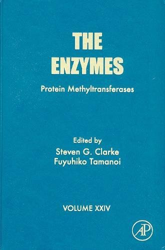 9780121227258: The Enzymes, Volume 24: Protein Methyltransferases