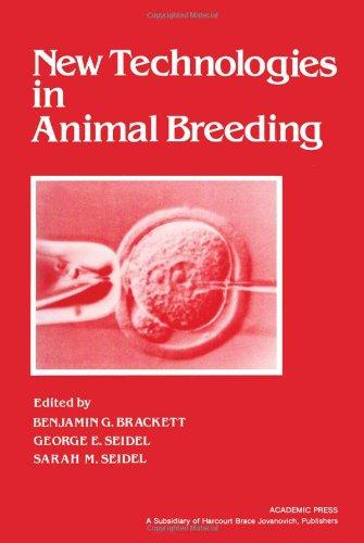 9780121234508: New Technologies in Animal Breeding