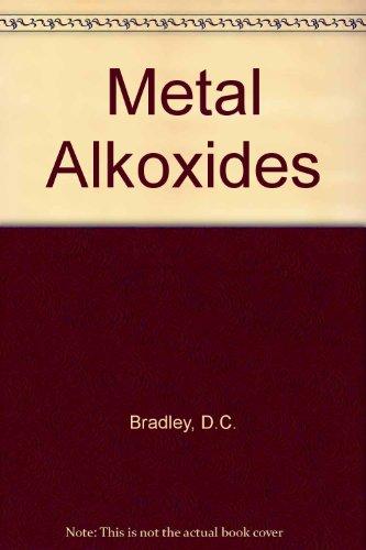 9780121242503: Metal Alkoxides