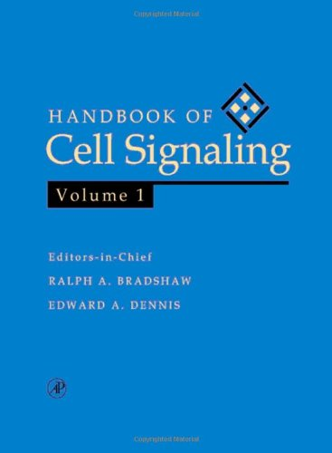 9780121245467: Handbook of Cell Signaling (3 Volume Set)