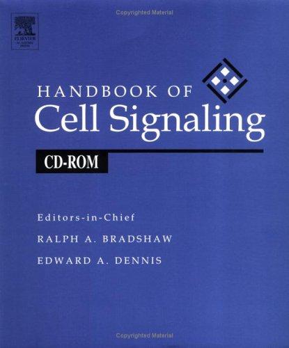 9780121245511: Handbook of Cell Signaling on CD-ROM
