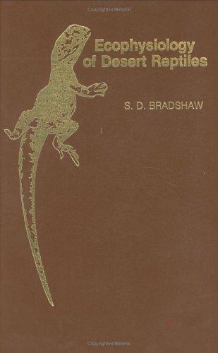 9780121245757: Ecophysiology of Desert Reptiles