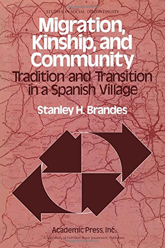 9780121257507: Migration, Kinship and Community: Tradition and Transition in a Spanish Village (Studies in social discontinuity)