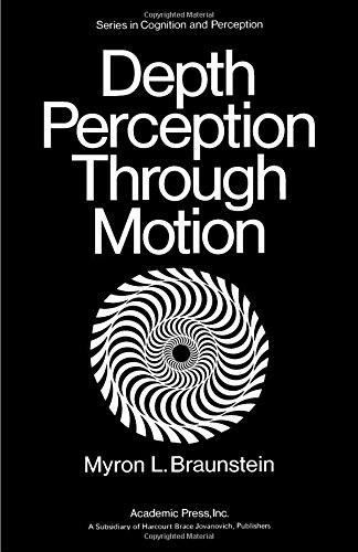 9780121279509: Depth Perception Through Motion (Academic Press series in cognition and perception)