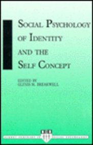 9780121286859: Social Psychology of Identity and the Self Concept (Surrey Seminars in Social Psychology)