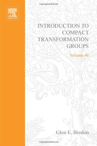 9780121288501: Introduction to compact transformation groups, Volume 46 (Pure and Applied Mathematics)
