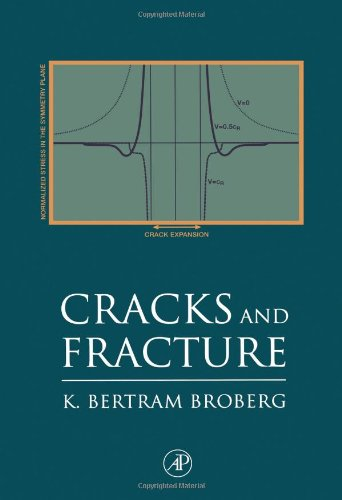 9780121341305: Cracks and Fracture