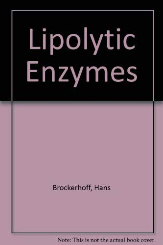 9780121345501: Lipolytic Enzymes