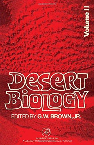 9780121359027: Desert Biology: v. 2