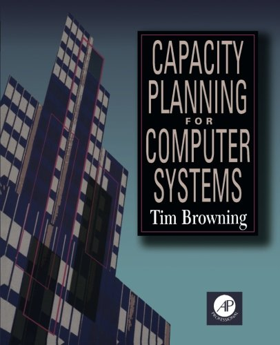 9780121364908: Capacity Planning for Computer Systems