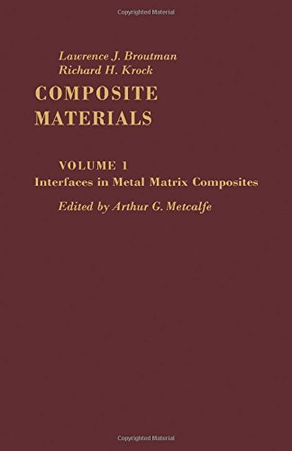 9780121365011: Interfaces in Metal Matrix Composites (Composite Materials, Vol. 1)