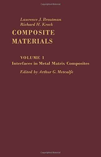 9780121365011: Interfaces in Metal Matrix Composites (Composite Materials, Vol. 1)