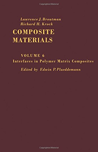 9780121365066: Composite Materials: Interfaces in Polymer Matrix Composites v. 6