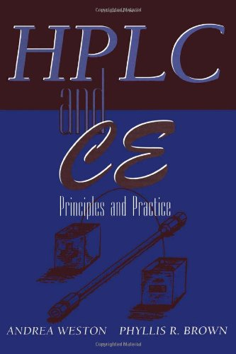9780121366407: High Performance Liquid Chromatography & Capillary Electrophoresis: Principles and Practices