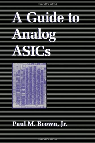 9780121369705: A Guide to Analog Asics