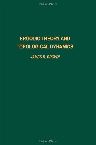 9780121371500: Ergodic theory and topological dynamics, Volume 70 (Pure and Applied Mathematics)