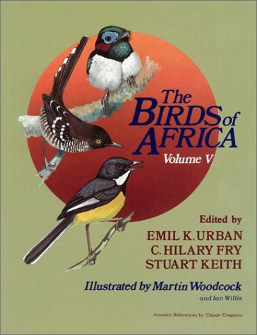 9780121373054: The Birds of Africa, Volume V: Thrushes to Puffback Flycatchers: Thrushes to Puffback Flycatchers v. 5