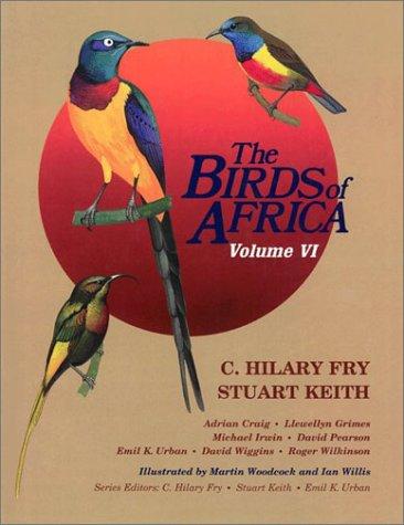 9780121373061: Birds of Africa, Volume VI