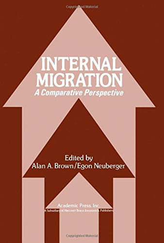 9780121373504: Internal Migration: A Comparative Perspective