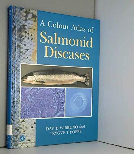 9780121378103: A Colour Atlas of Salmonid Diseases