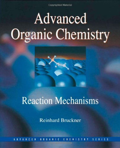 9780121381103: Advanced Organic Chemistry: Reaction Mechanisms (Advanced Organic Chemistry Series)