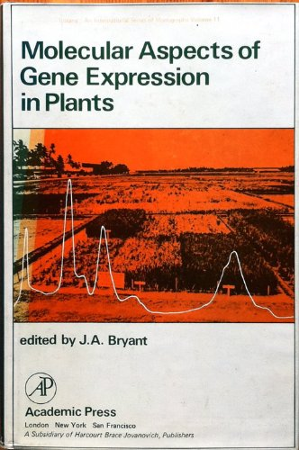 9780121381509: Molecular Aspects of Gene Expression in Plants (Experimental botany)