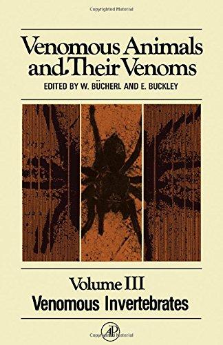 9780121389031: Venomous Animals and Their Venoms: Venomous Invertebrates v. 3