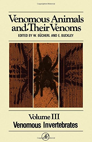 9780121389031: Venomous Animals and Their Venoms